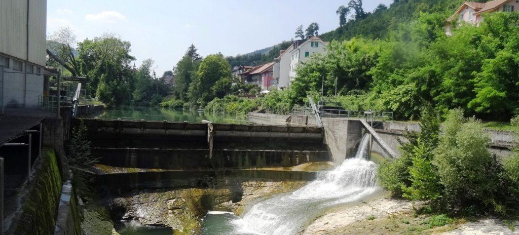 Wasserkraftwerke Büttenen