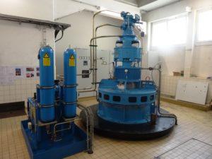 Wasserkraftwerk Büttenen 1