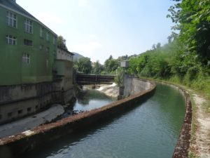 Wasserkraftwerk Büttenen 2