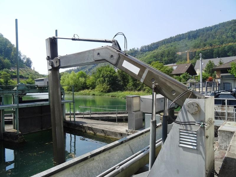 Wasserkraftwerk Moos