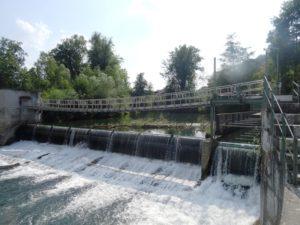 Wasserkraftwerk Nenzlingen