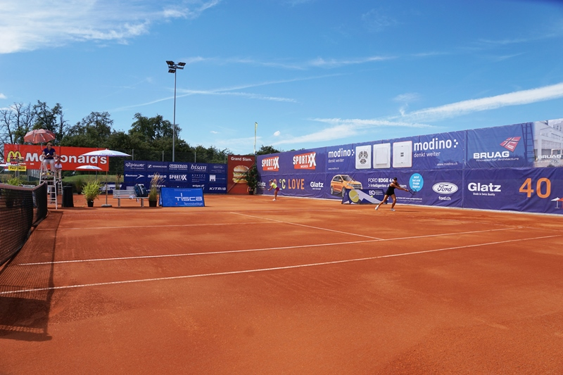 Tennisclub Egnach LED Beleuchtung