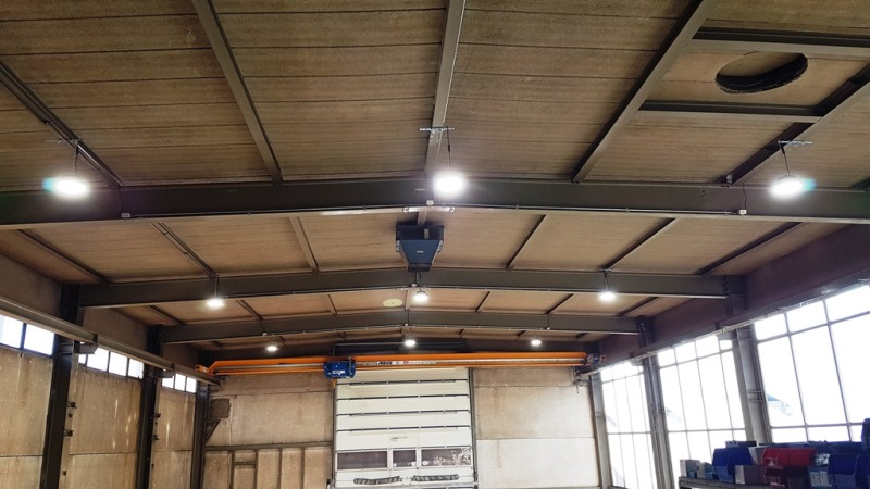 Spano Metallbau AG LED
