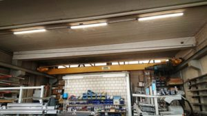 Spano Metallbau AG LED